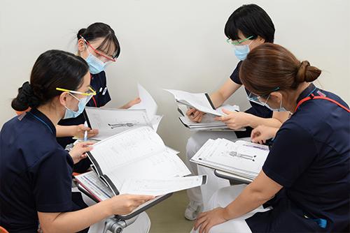 新人看護師の卒後教育