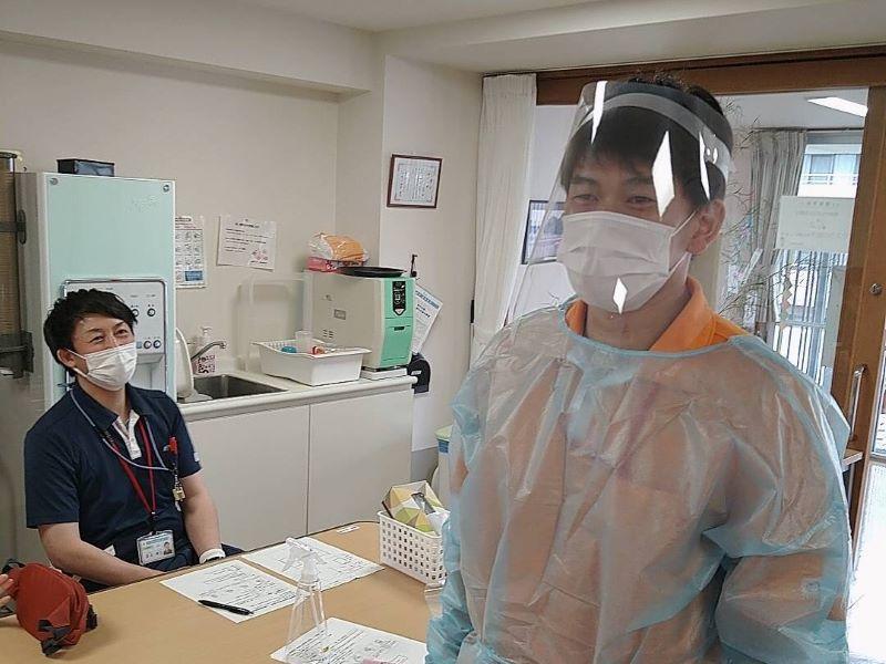 感染症研修を実施しました